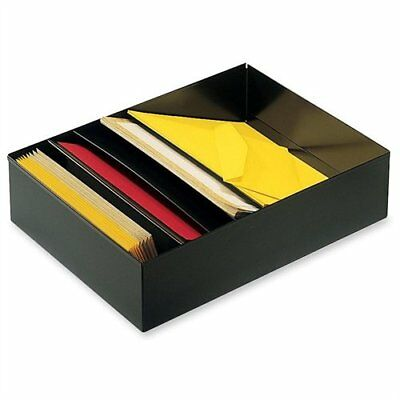 Mmf Steelmaster Desk Drawer Stationery Tray - 3.8 Height X 11.4 Width X 21