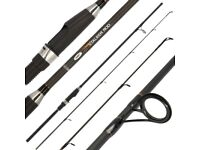 FISHING ROD Dynamic Stalker Carbon 6FT 2PC Carp Fishing Stalking Rod 2LB TC
