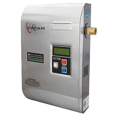 Titan N 160 Tankless Water Heater   New 2018 Digital Model Scr3   Free Shipping