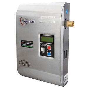 Titan N-160 Tankless Water Heater - New 2018 digital model SCR3 - Free shipping
