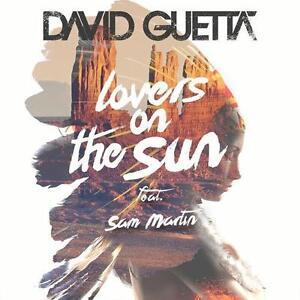 Lovers On The Sun (2-Track) von Sam Guetta David feat. Martin (2014) - Frankfurt, Deutschland - Lovers On The Sun (2-Track) von Sam Guetta David feat. Martin (2014) - Frankfurt, Deutschland