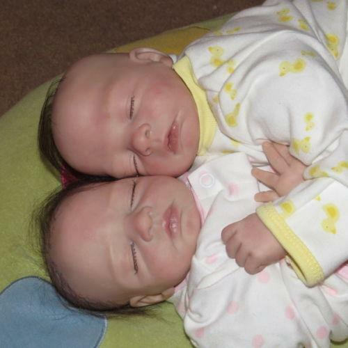 Reborn Baby Girl Twins Ebay
