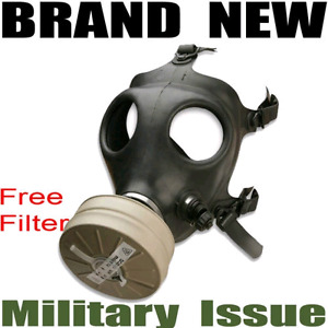Brand New Survivalist Gas Mask $79