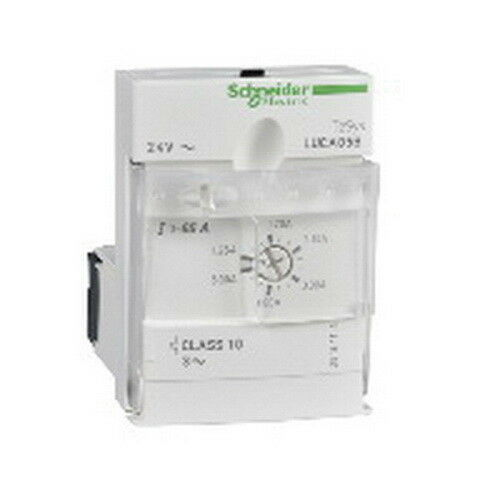 NEW Schneider Electric LUCA32BL Module Motor Starter For TeSys Series Sup-V 24DC