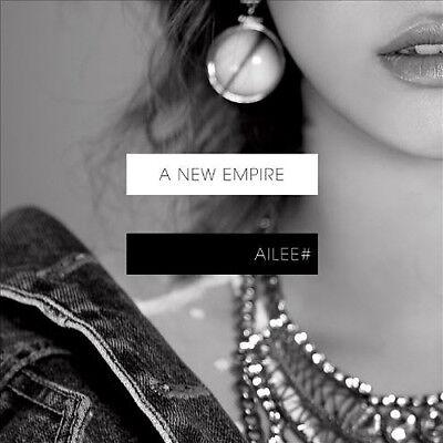 AILEE [A NEW EMPIRE] 4th Mini Album CD+PhotoBook K-POP SEALED