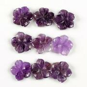 Carved Amethyst