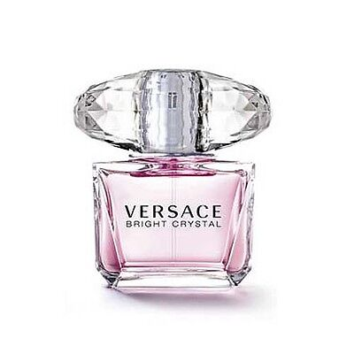 Versace Bright Crystal 90ml EDT Spray Brand New