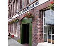 Chef de Partie - Old Harkers Arms, Chester