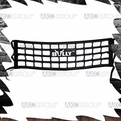 Heavy Duty Universal Full Size Tailgate Net Extra Wide Edging For Pickup Truck