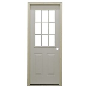 Looking for a door with insert