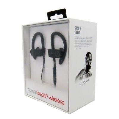 Beats By Dr Dre Powerbeats 3 Wireless Headphones Black
