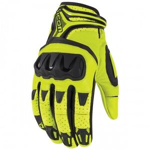 ICON OVERLORD RESISTANCE GLOVES/GANTS DE MOTO ICON OVERLORD