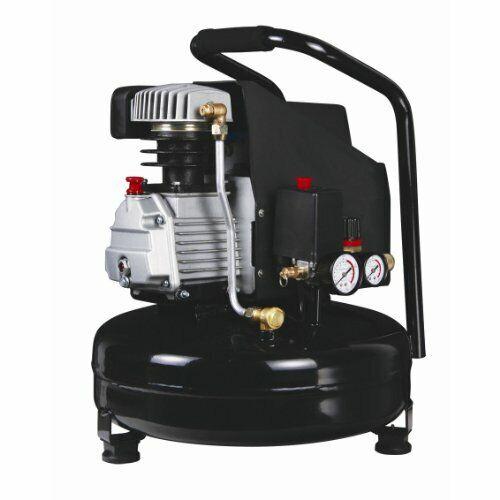 2HP Pancake Air Compressor - 4 Gal, 2.0 SCFM @ 90 PSI