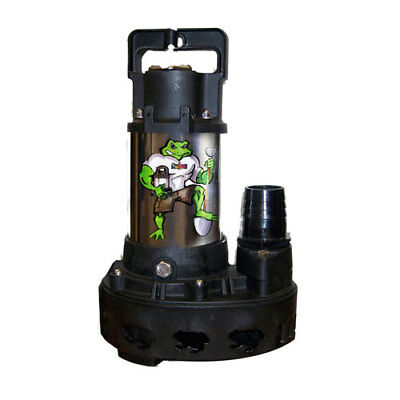 Anjon Big Frog 6300 Pump - 6300 GPH