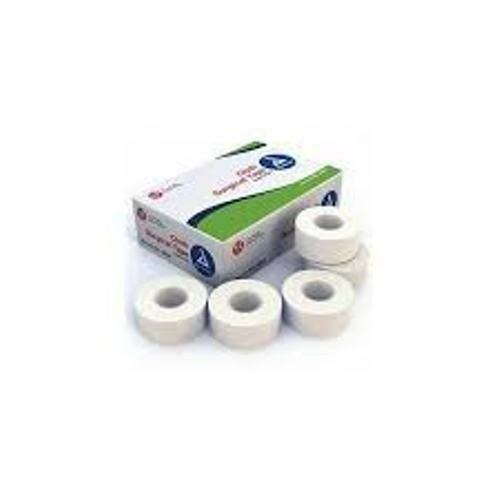 """Dynarex Cloth Surgical Tape - 1"""" x 10 yards - 12 ct  (3 PACK)"""