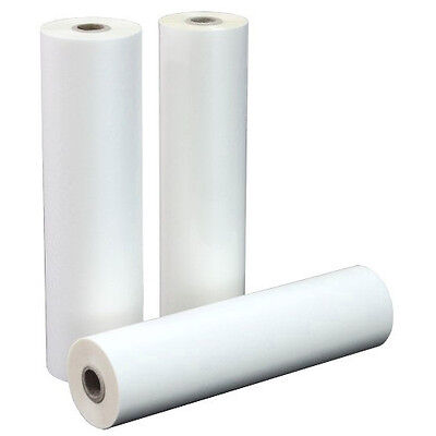5 Mil Thermal Matte Laminating Rolls 25 X 200 Box Of 2 On 1 Core