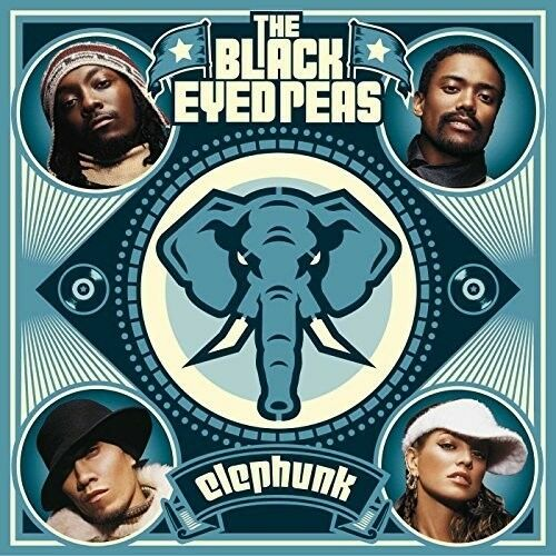The Black Eyed Peas - Elephunk [New Vinyl]