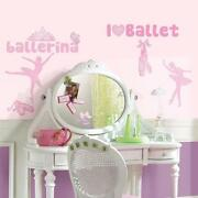 Ballerina Room Decor