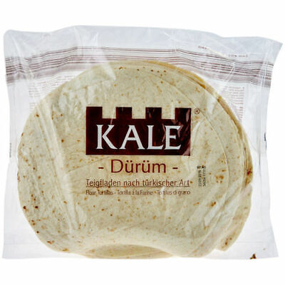 KALE - Dürüm Tortillas Wrap / Teigfladen nach türkischer Art