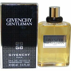 GIVENCHY GENTLEMAN * Cologne for Men * 3.3 / 3.4 oz * BRAND NEW IN BOX