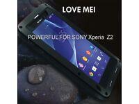 Love Mei Aluminium protective Case for Sony Xperia Z1/Z2/Z3