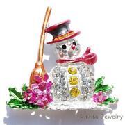 Crystal Snowman