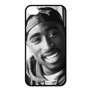 2Pac Tupac Shakur Hard Plastic Case Back Skin Cover For iPhone 4 4S 5 5G 5S 5C