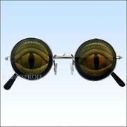 Brille Augen