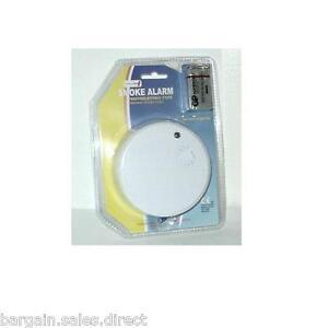Powerplus Kitchen Home Safety Smoke Detector Alarm Ebay