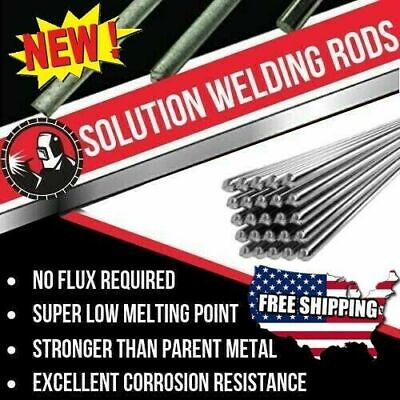 20pcs Solution Welding Flux-cored Rods High Quality Low Temperature