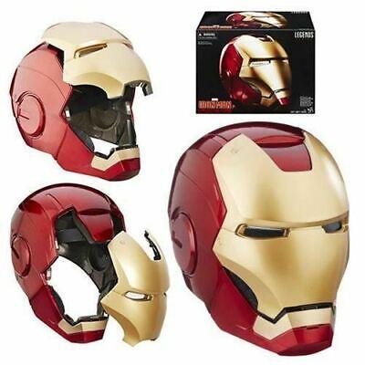 Marvel Legends Iron Man Electronic Sound Helmet LED Eyes *BACKORDER CONFIRMED*