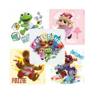 20 Muppet Babies STICKERS Party Favors Supplies Birthday Loot Bags