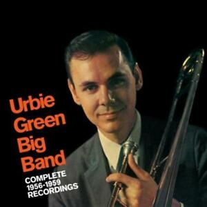 Complete 1956-1959 Recordings von Urbie Green Big Band (2015), Neu OVP, 2 CDs !!