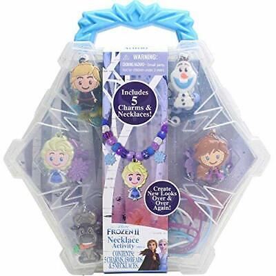Tara Toys Disney Frozen 2 Necklace Activity Set Best Gift Kids Girl Toy
