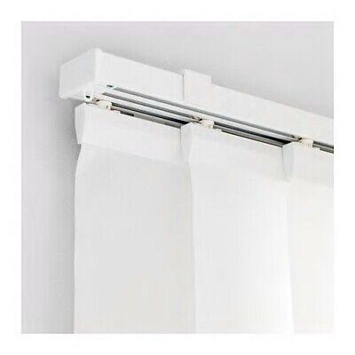 "VIDGA Panel curtain holder, white, 23 ½ "" (Ikea) - BRAND NEW"