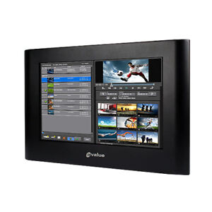 "Fanless 8.9"" Touch Panel PC"