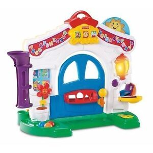 Fisher Price Learning Home playset