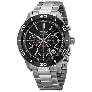 mens seiko watch mens seiko watch black