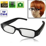 Brille mit Kamera