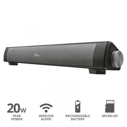 Trust Wireless Soundbar