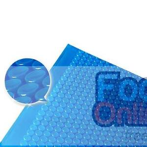 Solar Swimming Pool Cover Bubble Blanket 7m X 4m North Melbourne Melbourne City Preview
