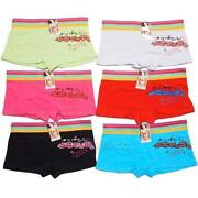 Girls Boy Shorts Underwear