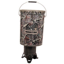 Moultrie 6.5 gallon Directional Hanging Deer Corn Feeder MFHP60056