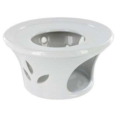 Amsterdam Ceramic Teapot Warmer - White