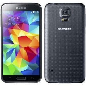 Factory Unlocked Samsung Galaxy S5 SM-G900H black 16GB Inter: