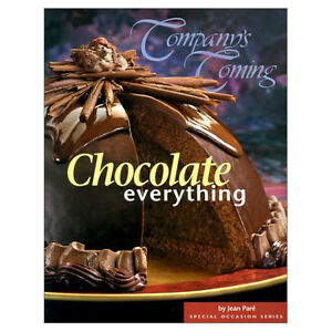 Chocolate Everything (Company's Coming) by Jean Pare.Brand New
