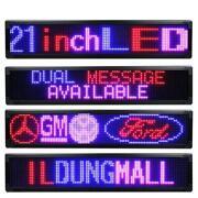 LED Laufschrift Display