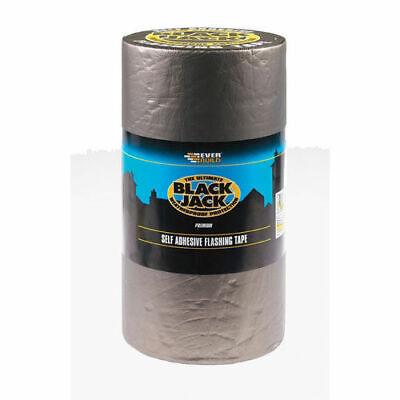 Everbuild Black Jack Self Adhesive Flashing Tape