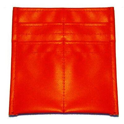 Line2design Firefighter Tool Pouch Bunker Gear Pocket Tool Holder Nylon - Red