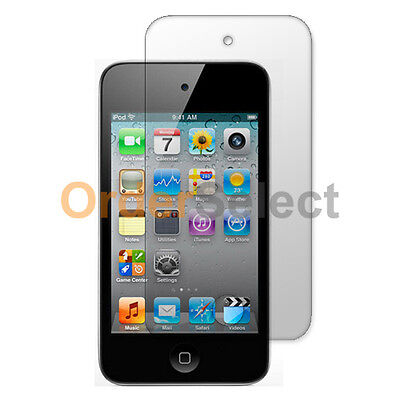 NEW Ultra Clear LCD Screen Protector for Apple iPod Touch 4 4th Gen 1,500+SOLD